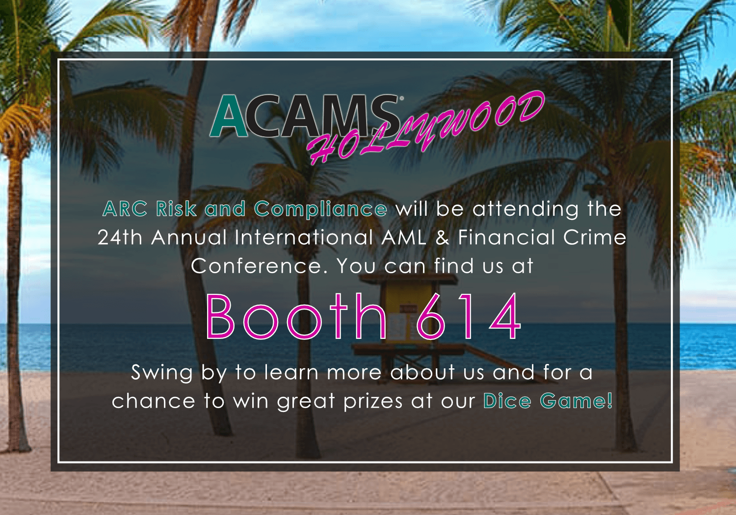 ACAMS 24th Annual International AML & Financial Crime